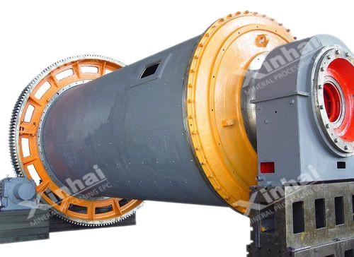 3.6米选矿球磨机型号及参数