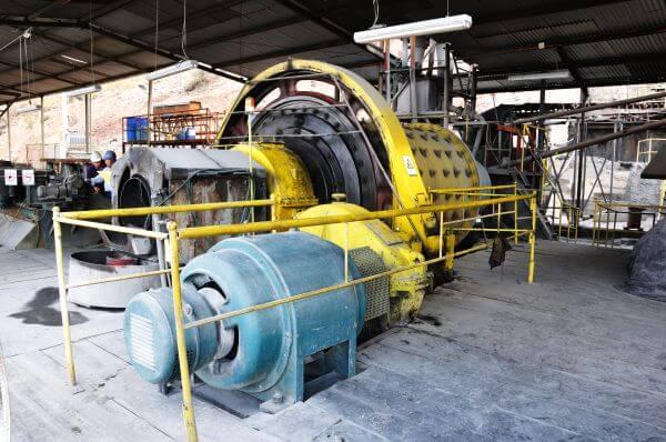 选矿厂常用的球磨机有哪些型号